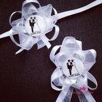 Bedževi za svadbe